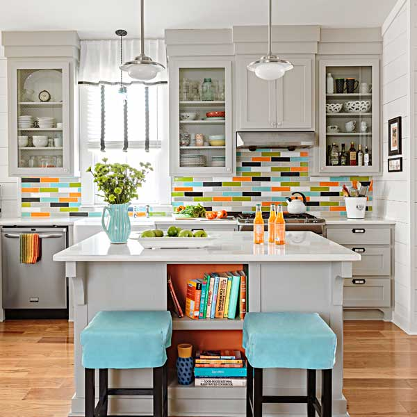 bold backsplash 27 creative kitchen upgrades this old