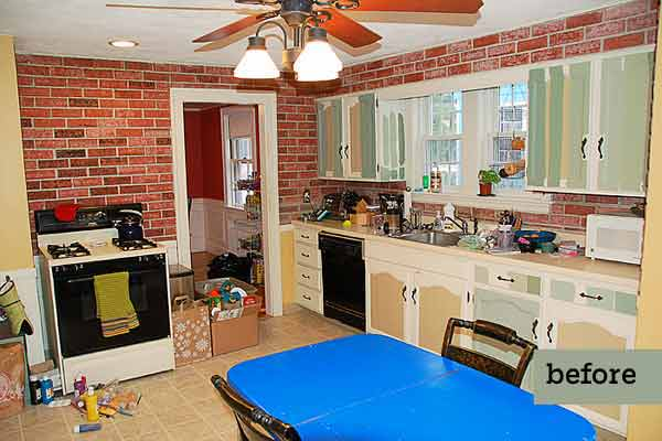 kitchen before remodel, ask this old house tv producer chris wolfe remodeled kitchen