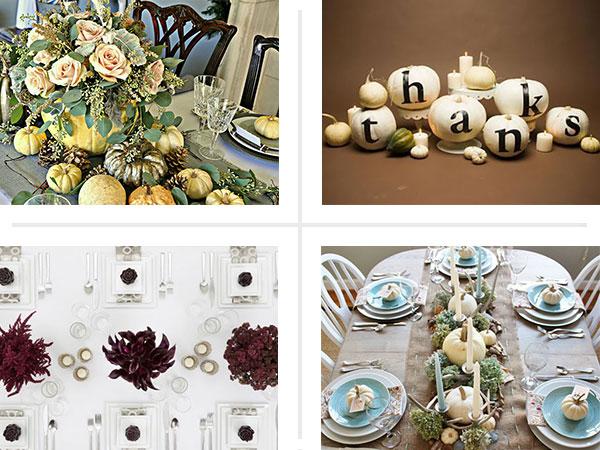 Thanksgiving Table Settings 7 Easy Diy Thanksgiving