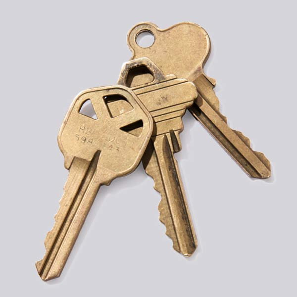 Putting brass to task 10 uses for keys this old house for Classic house keys