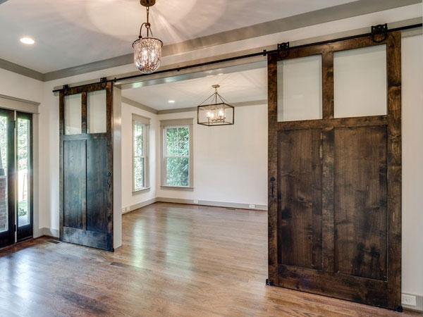 Room Divider 11 Inspirational Barn Door Ideas This Old