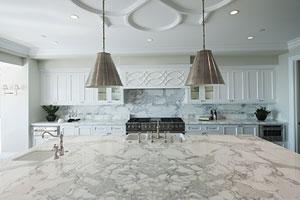 marble countertop