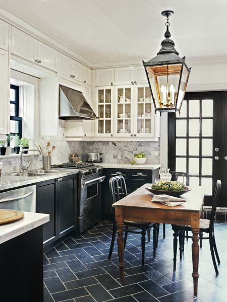 Must Have Elements For A Dream Kitchen: Must-Have: Statement Light Fixture