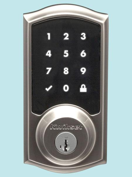 Kwikset Smartcode 916 Touchscreen Electronic Deadbolt 4