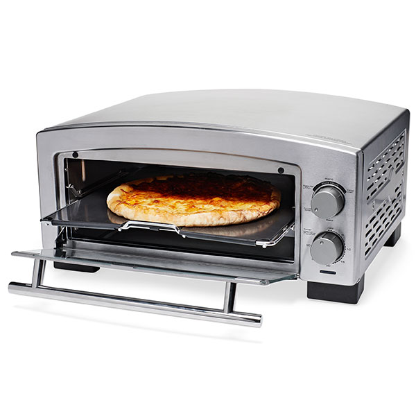 pizza oven and snack maker from Black & Decker