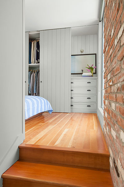 Hidden Closets in the Master Bedroom | All the Right ...
