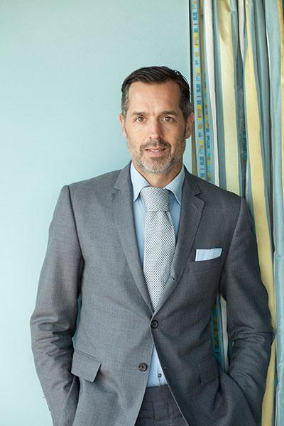 interior designer, Steven Gambrel