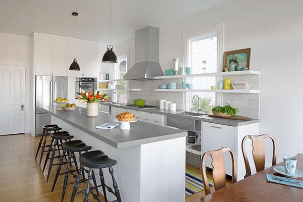 kitchen remodel in Belvedere, CA