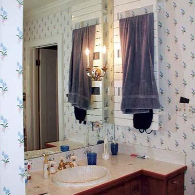bathroom remodel before remodeling
