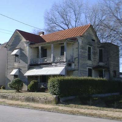 a house in Danville, Virginia for free if restored