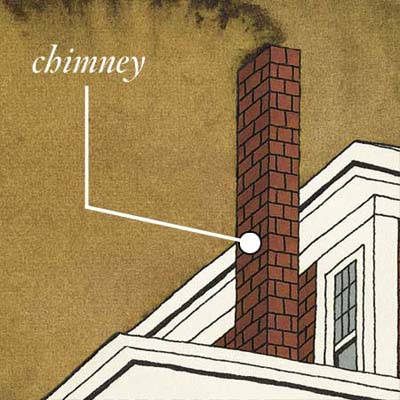 chimneys help heat your home