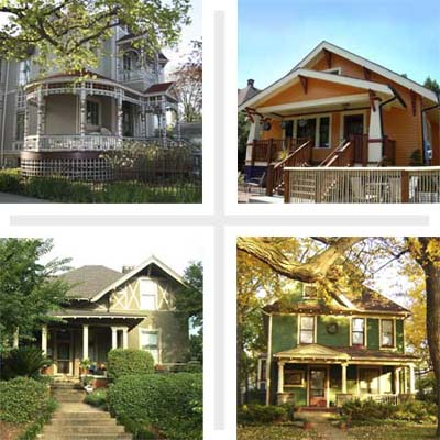 Best Places to Buy an Old House 2009: Dog Lovers