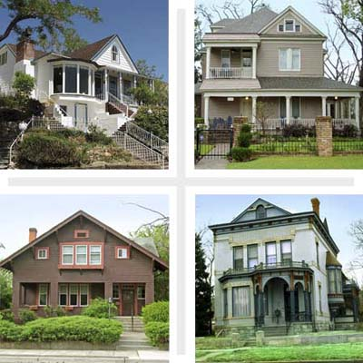 Best Places to Buy an Old House 2009 The West