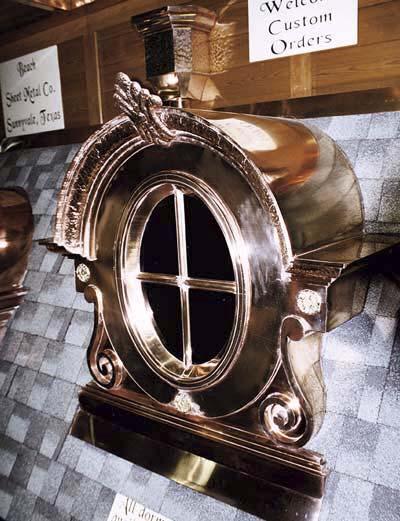 Copper Dormer