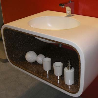 sink designs by Staron 