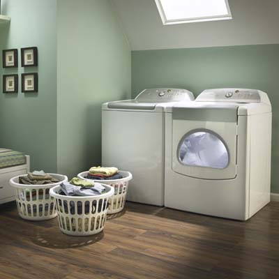 Whirlpool Cabrio steam washer/dryer