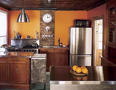 Sunset/Sunrise | Brilliant Interior Paint Color Schemes | This Old