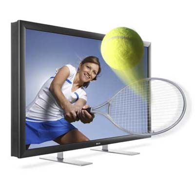 philips 56-inch high definition 3-d display