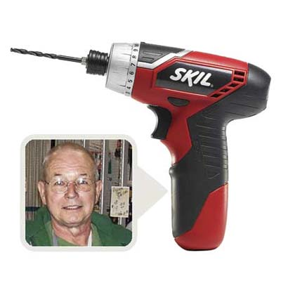 Jack McDaniel,and Skil Model 2362-01