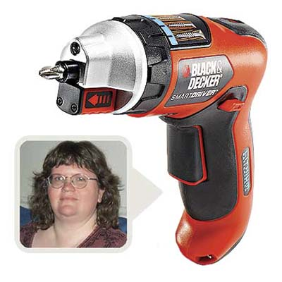 Debra Taylor,Black & Decker Model LI4000