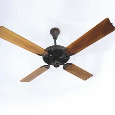 Vintage Fans LLC will refurbish your antique fan