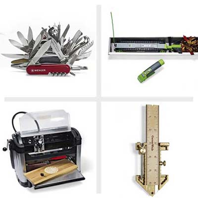 unexpected and weird tools