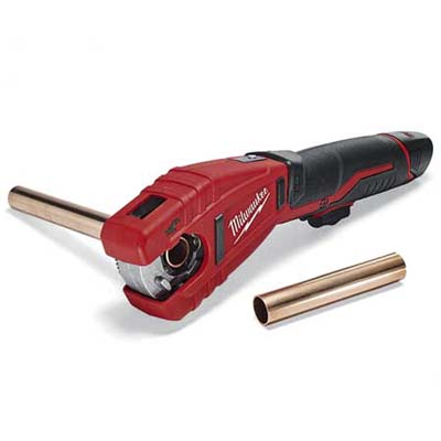 battery operated copper pipe cutter