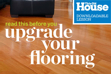 How to Buy a New Floor