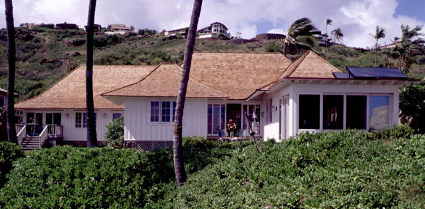 The Honolulu House