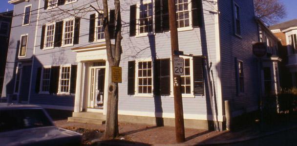 Salem House Project