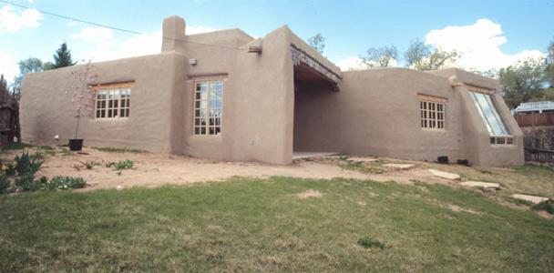 The Santa Fe House