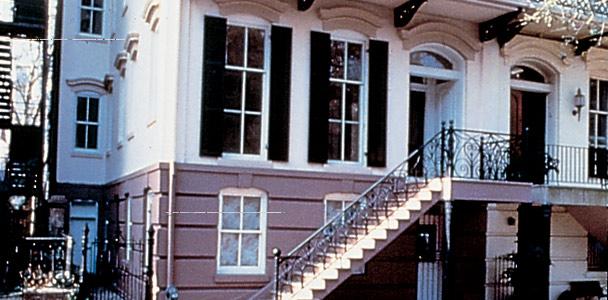 The Savannah House