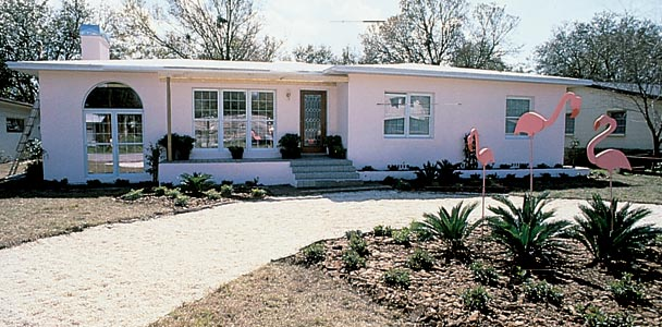 The Tampa House