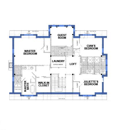 weston second floor