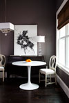Roxbury Project Completed Dining Room