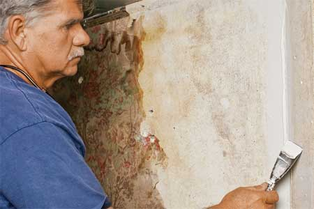 How To Fix Damaged Plaster This Old House