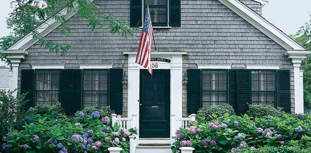 install a flagpole