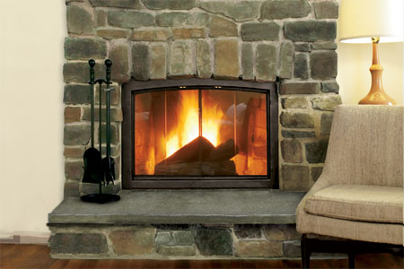 How To Build A Stone Veneer Fireplace Surround This Old House