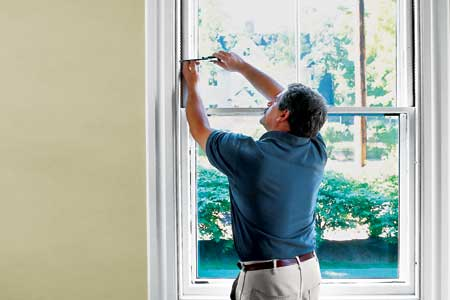 How to repair sash windows this old house for House window replacement