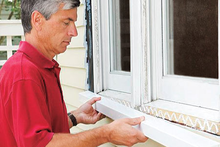 How to repair a rotted windowsill this old house How to replace an exterior window