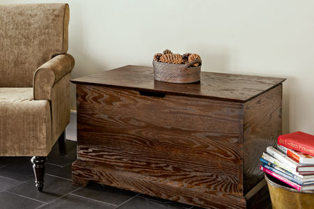 Wooden Storage Chest Designs
