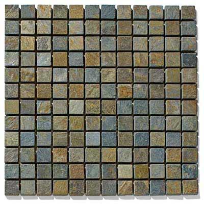 photo of art tile in Gobi mosaic style