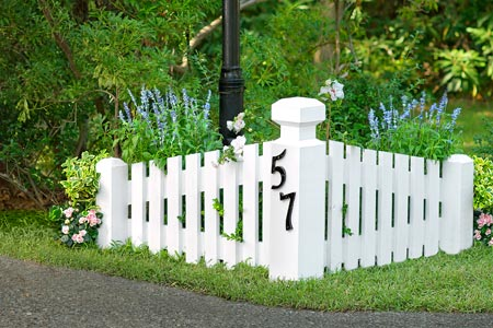 How to Build a Decorative Driveway Marker | This Old House