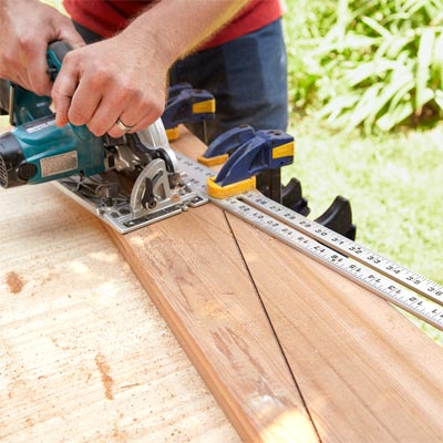 Make the Gable by Cuttin the Gable Ends to Build a Fold-Down Murphy Bar
