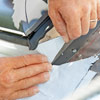 install watertight skylight seal sides with membrane