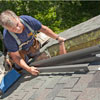 install watertight skylight cover step flashing with counterflashing to keep out elements