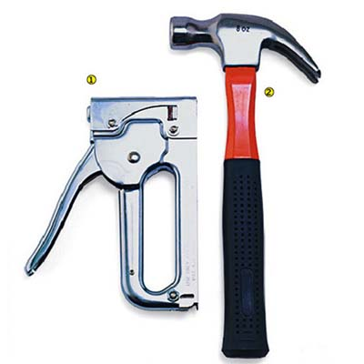 tools used for attaching