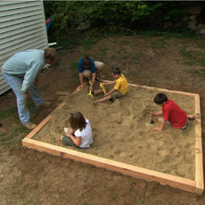 building sandbox