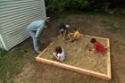 building sandbox