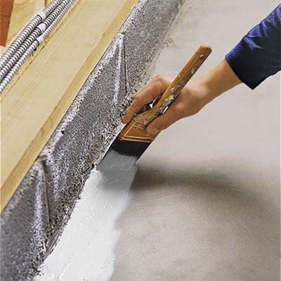 how to epoxy coat a garage floor actionplushi. Black Bedroom Furniture Sets. Home Design Ideas